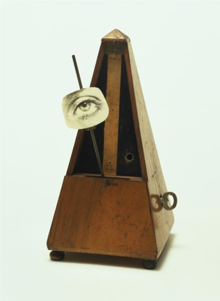 Indestructible Object (or Object to Be Destroyed), Man Ray