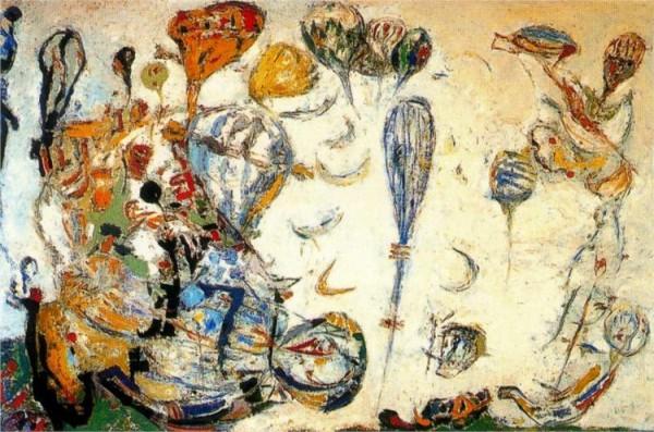 Objects in Space, Arturo Souto