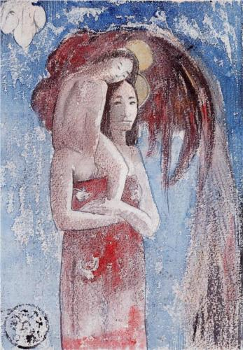 Orana Maria, Gauguin