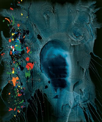 Love and Grief (5.4.006), by John Hoyland