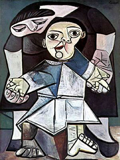 First Steps, Picasso
