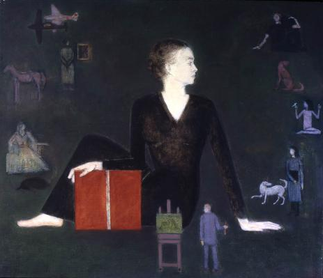Memory, by Will Barnet