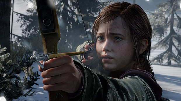 ellie in last of us