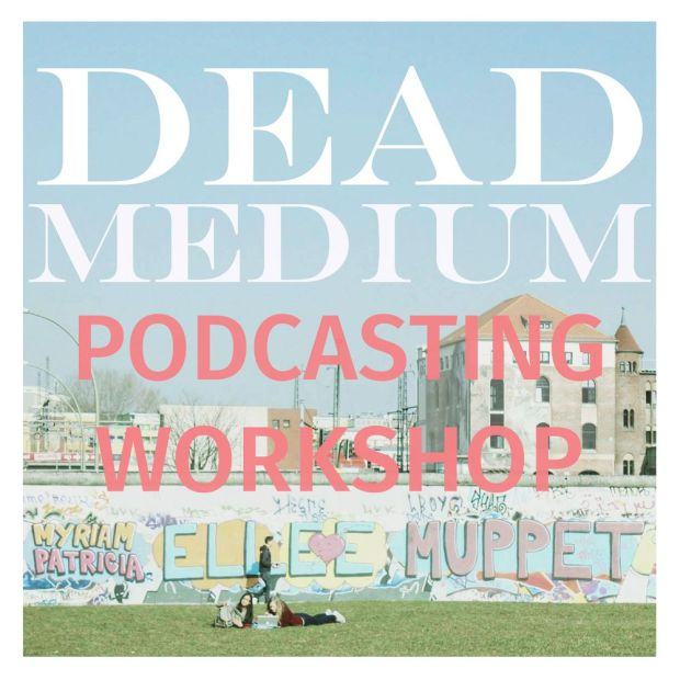 a4 podcast workshop